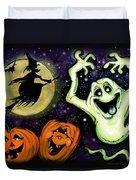 Spooky Duvet Cover