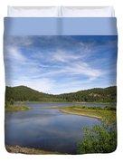 Spooner Lake Duvet Cover