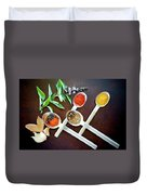 Spoons N Spices 3 Duvet Cover