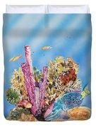 Spotlight Parrotfish Duvet Cover