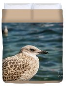 Spotted Seagull Duvet Cover