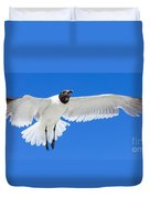 Spread Those Wings Pano Duvet Cover