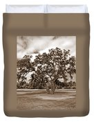 Spreading Tree Duvet Cover