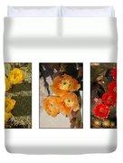 Spring - Desert Style Duvet Cover