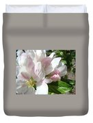 Spring Apple Blossoms Art Prints Apple Tree Baslee Troutman Duvet Cover