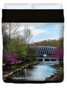 Spring At Crystal Bridges Duvet Cover