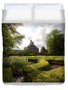 Spring At The Governor's Palace Duvet Cover