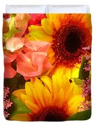 Spring Bouquet 1 Duvet Cover