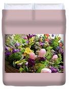 Spring Bouquet 2 Duvet Cover