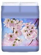Spring- Cherry Blossom Duvet Cover