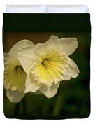 Spring Couple Duvet Cover