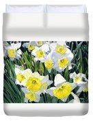 Spring- Daffodils Duvet Cover