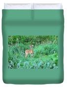 Spring Deer Duvet Cover
