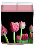 Spring Equinox Duvet Cover by Tracy Hall