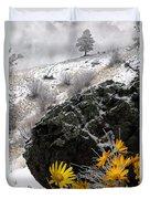 Spring Fantasy Duvet Cover