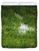 Spring Field Memphis Duvet Cover