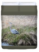 Spring Fishing Duvet Cover