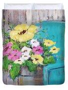 Spring Floral Duvet Cover