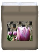 Spring Floral Tulip Flower Baslee Troutman Duvet Cover