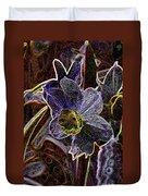 Spring Garden Art Duvet Cover