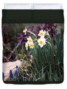 Spring Garden Duvet Cover