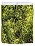 Spring Greens Duvet Cover