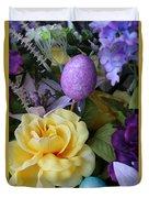 Spring Greetings Duvet Cover