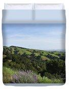 Spring Hills Duvet Cover
