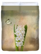 Spring Hyacinth Duvet Cover