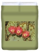 Spring In Arizona Duvet Cover