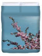 Spring In Bloom Duvet Cover