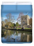 Spring In Canterbury Duvet Cover
