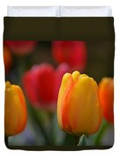 Spring In Colors Duvet Cover