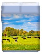 Spring In Holland-1 Duvet Cover