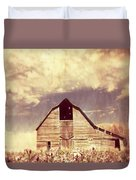 Spring In Kansas  Duvet Cover