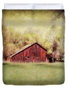 Spring In Nebraska Duvet Cover