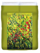 Spring In The Air Duvet Cover