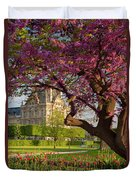 Spring In The Garden Duvet Cover