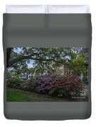 Spring In White Point Gardens Duvet Cover