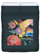 Spring Is Coming Duvet Cover