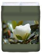 Spring Magnolia Duvet Cover