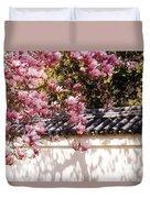 Spring - Magnolia Duvet Cover