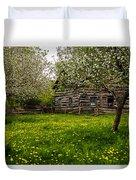 Spring Meadow Duvet Cover