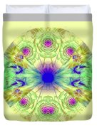 Spring Meditation Duvet Cover