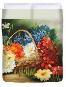 Spring Mood Duvet Cover