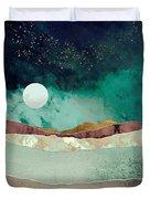 Spring Night Duvet Cover