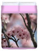Spring On The Air Duvet Cover