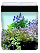 Spring Planter Duvet Cover