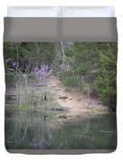 Spring Pond Duvet Cover