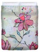 Spring Reverie II Duvet Cover